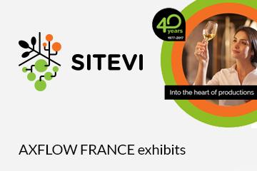 AXFLOW FRANCE exhibits