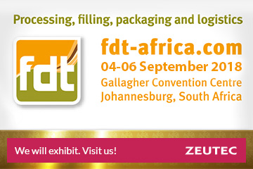 fdt Food and Drink Technology Africa 2018