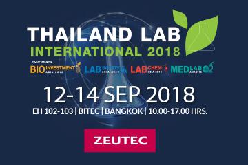 THAILAND LAB 2018