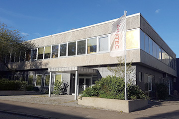 ZEUTEC's new office in Rendsburg