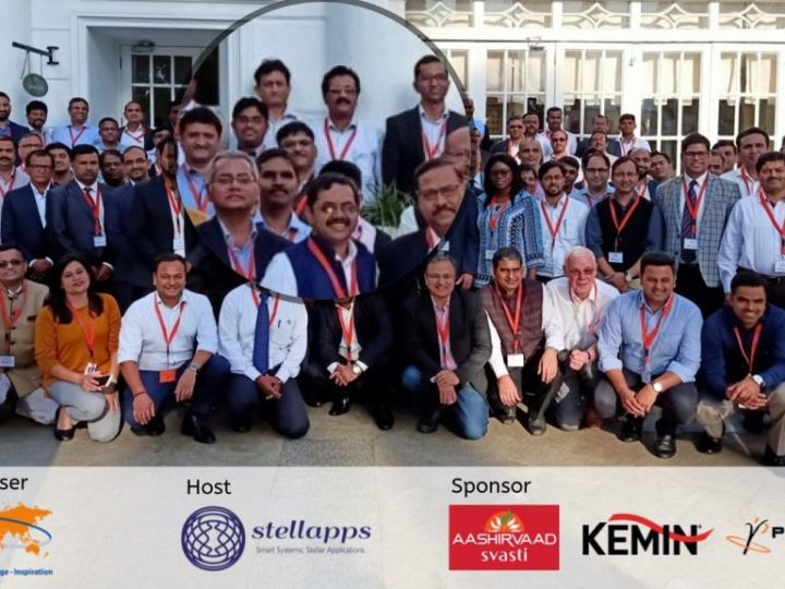 Unser Kunden-Support-Manager in Indien, hat am 8. IFCN Regional Workshop teilgenommen