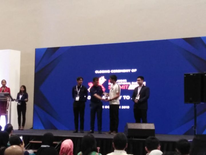 ZEUTEC has been awarded at 3rd Selangor International Business Summit 2019, Malaysia