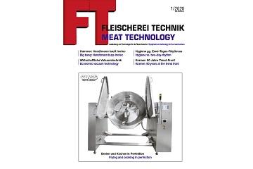 Fleischerei Technik 01/2020