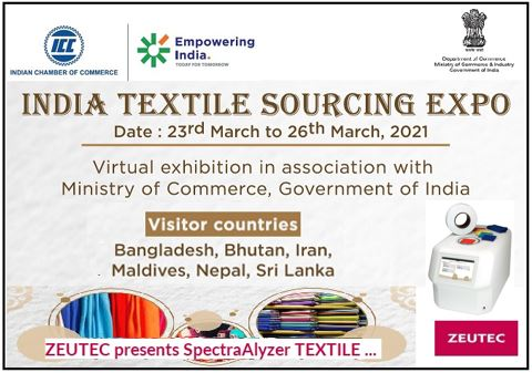 INDIA TEXTILE SOURCING EXPO